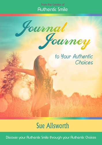 Journal Journey Authentic Choices Front Cover