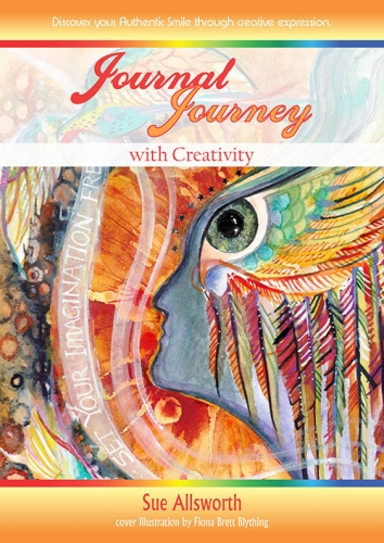 Journal Journey with Creativity Front Cover